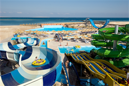 Hotel Titanic Beach Spa in Egypte