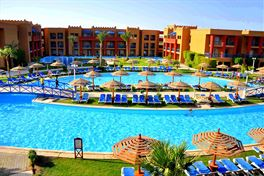 Hotel Titanic Palace in Egypte