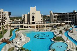 Hotel Steigenberger Aqua Magic in Egypte