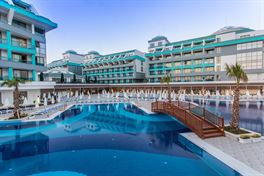 Hotel Sensitive Premium Resort & Spa in Turkije